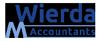 Wierda Accountants Sticky Logo